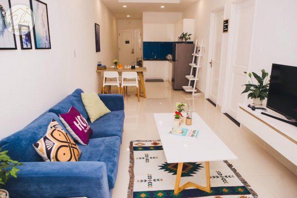Ở căn hộ du lịch mang lại cảm giác riêng tư hơn