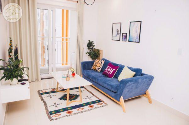 Một căn hộ du lịch mang lại cho bạn không gian rộng rãi thoáng mát hơn