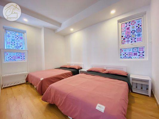 Căn hộ hiện đại của Châu homestay toạ lạc tại chung cư du lịch Vũng Tàu Melody