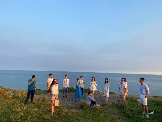 Mũi Nghinh Phong không còn là địa điểm quá xa lạ khi đến Vũng Tàu