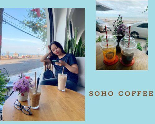 Soho coffee hiện đang là quán cà phê view biển Vũng Tàu hot nhất