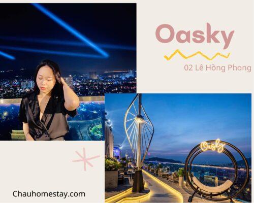 Oasky rooftop bar Vũng Tàu