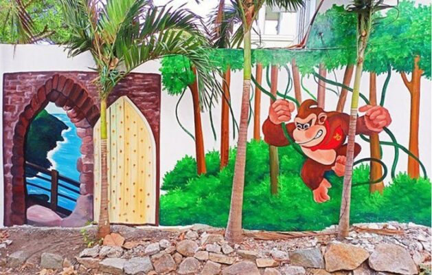 Mộtcon hẻm sống ảo ở Vũng Tàu khác mà bạn không thể bỏ qua chính là phố bích họa nằm ở số 6 đường Trần Phú, phường 1, thành phố Vũng Tàu