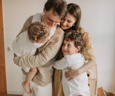 Dành thời gian cho gia đình trong thời gian giãn cách