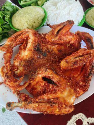 Bên cạnh đó ẩm thực ở đảo Long Sơn cũng rất phong phú